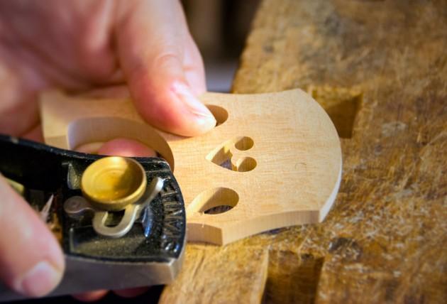 Atelier de luthier – La Chaux-de-Fonds