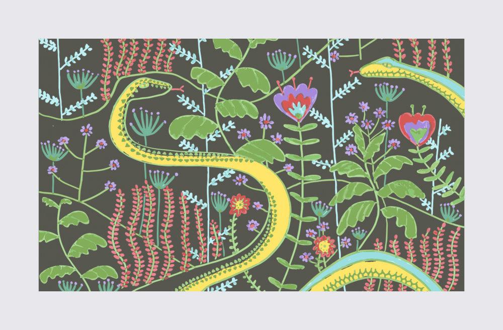 Serpentheon, école du zooillustrations, site internet